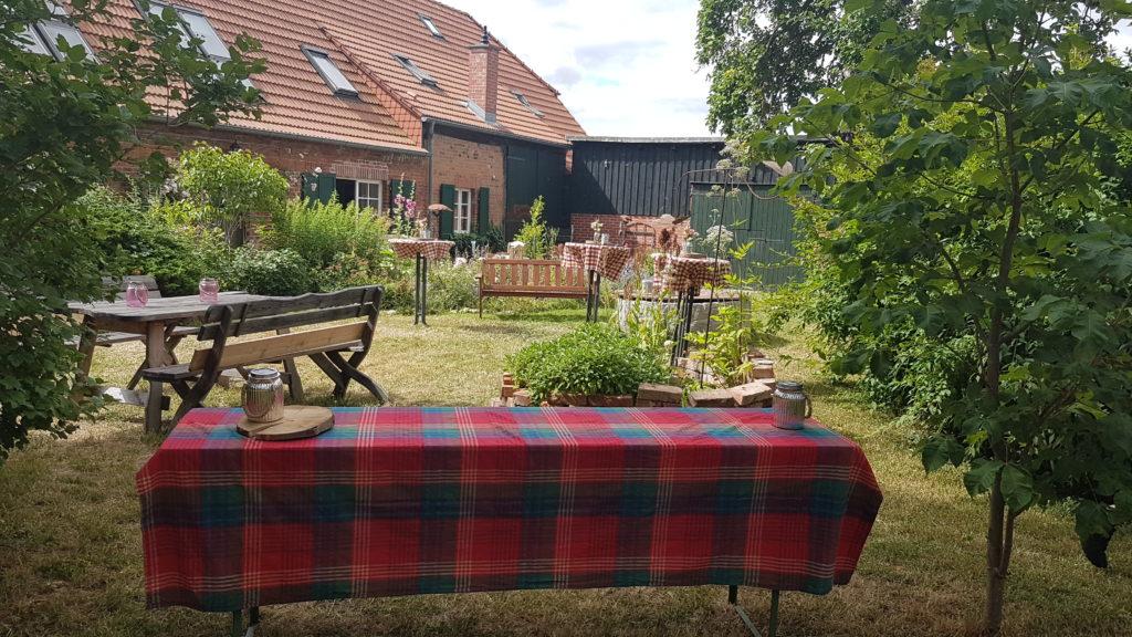 Seminar Und Landhaus Schonbeck Brohmer Helpter Berge Die